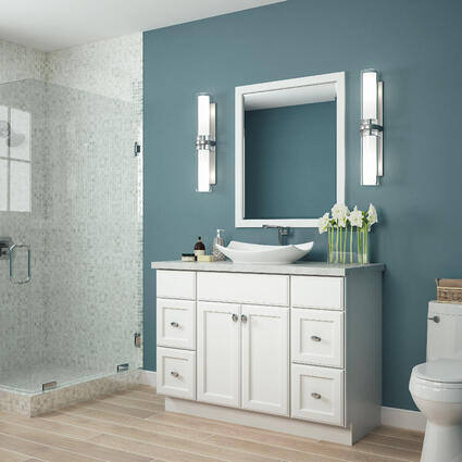 Plymouth Bathroom Vanity-1