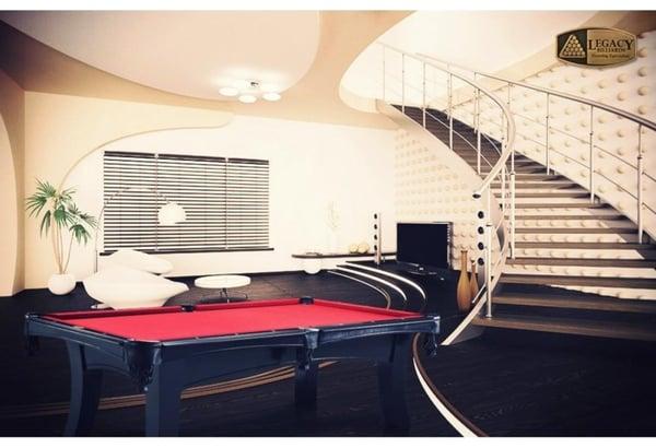 Ella Pool Table