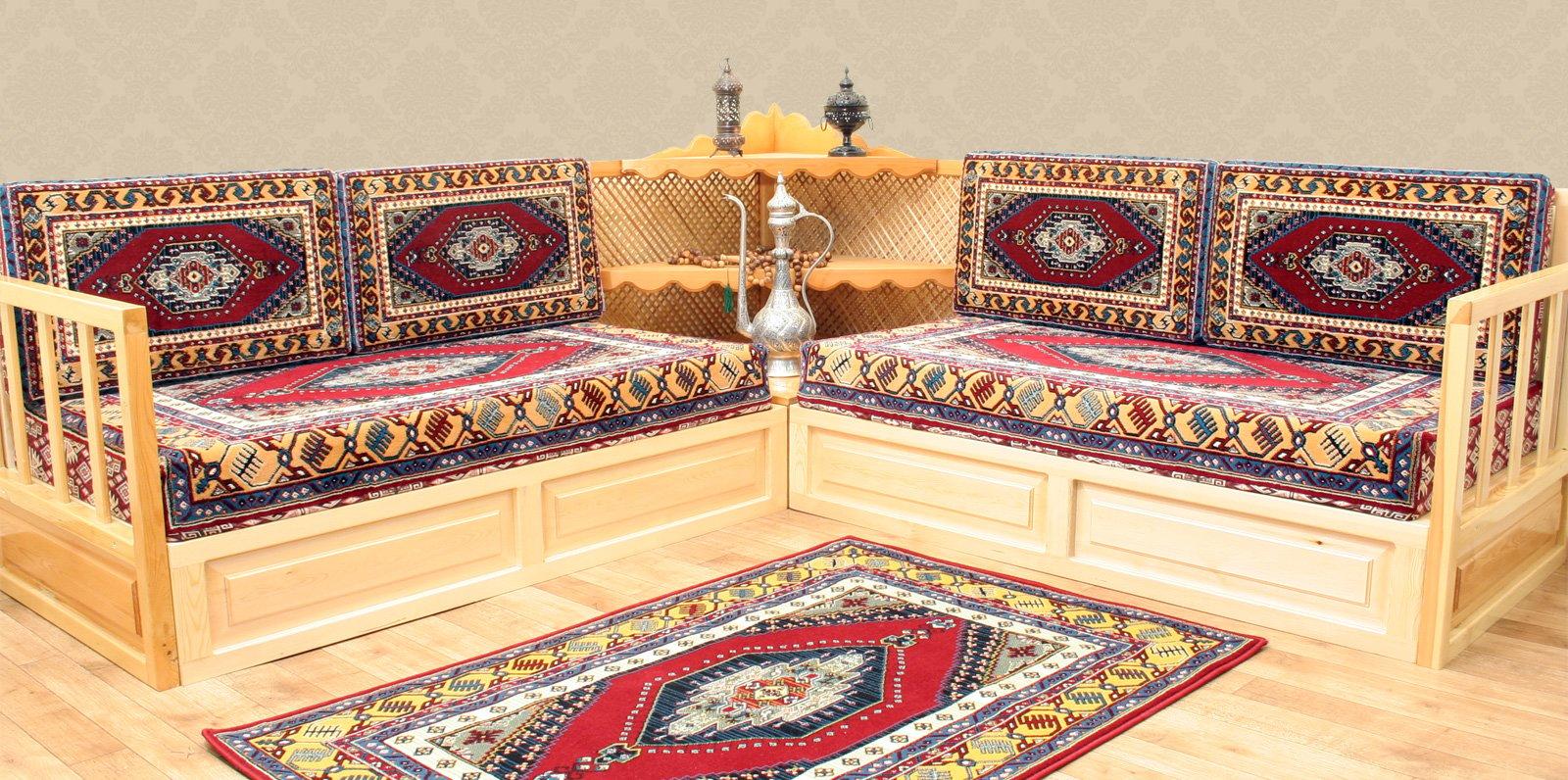 traditional suffa