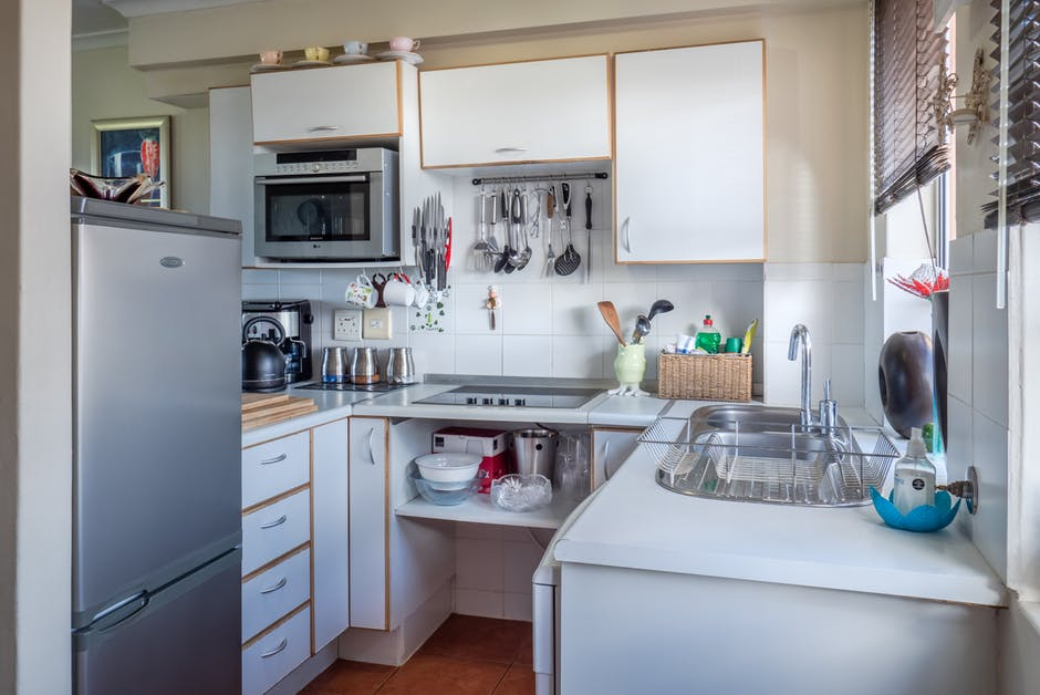 Making the Most of Your Space: Modern Small Kitchen Design Ideas