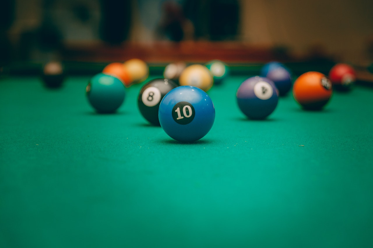 How to make space for your pool table